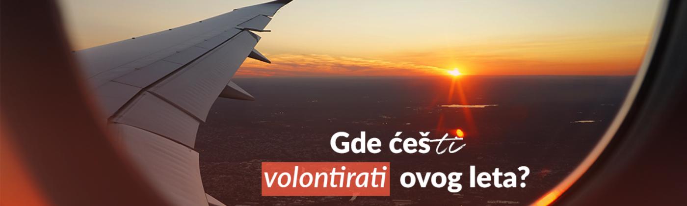 5 razloga zašto da volontiraš u inostranstvu ovog leta