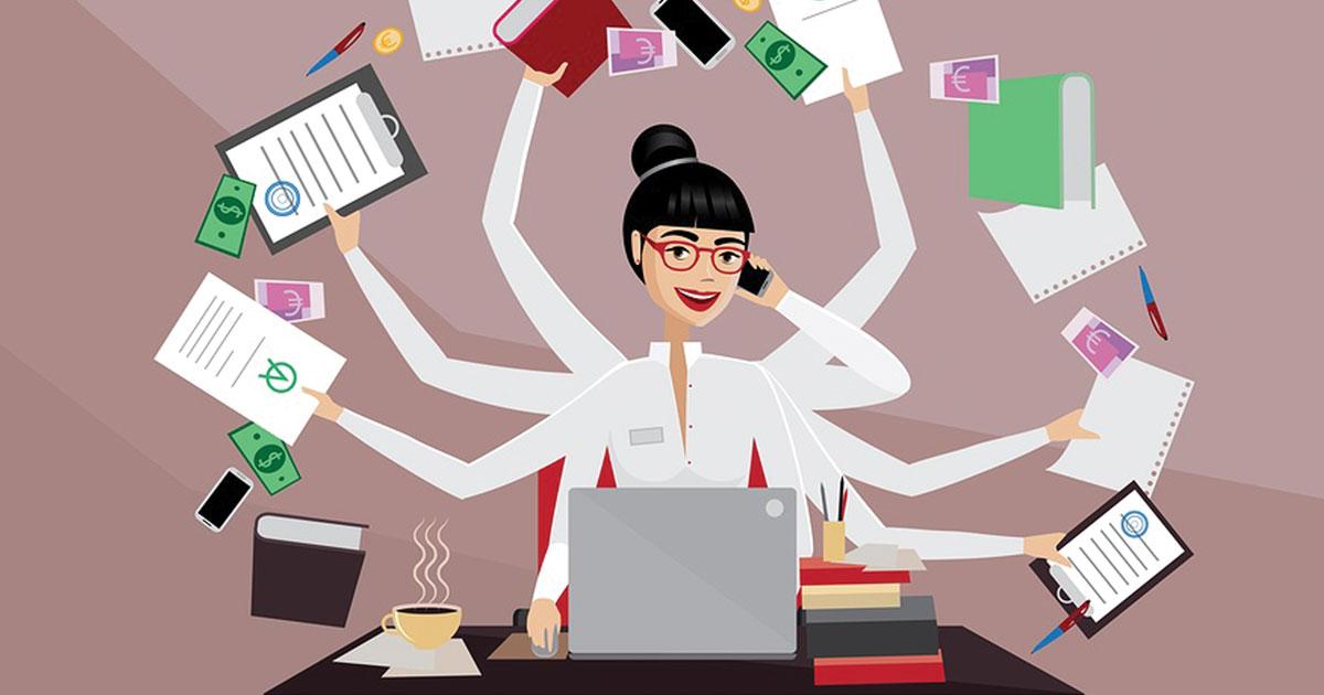 Kako da povećam doprinos i efikasnost na poslu?